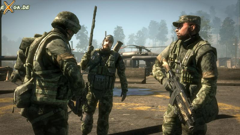 Battlefield: Bad Company - Battlefield_BC_Screenshot_1