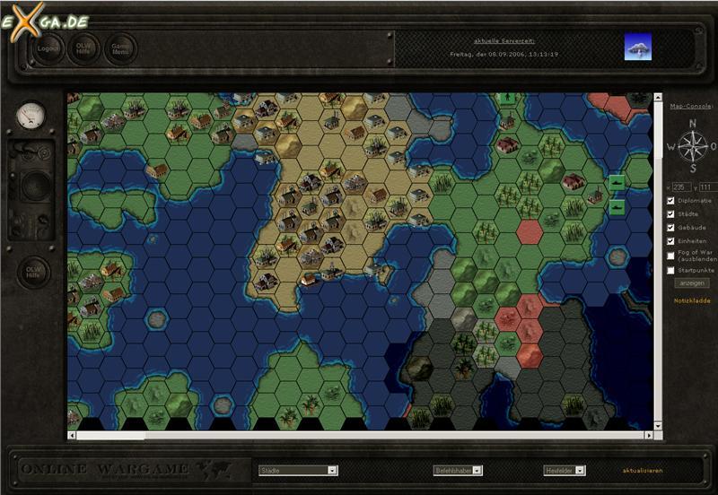Online Wargame - 8