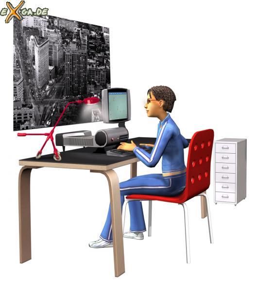 Die Sims 2: IKEA Home Accessoires  - 1