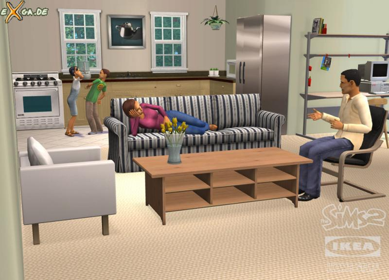 The Sims 2: IKEA Home Stuff - 4