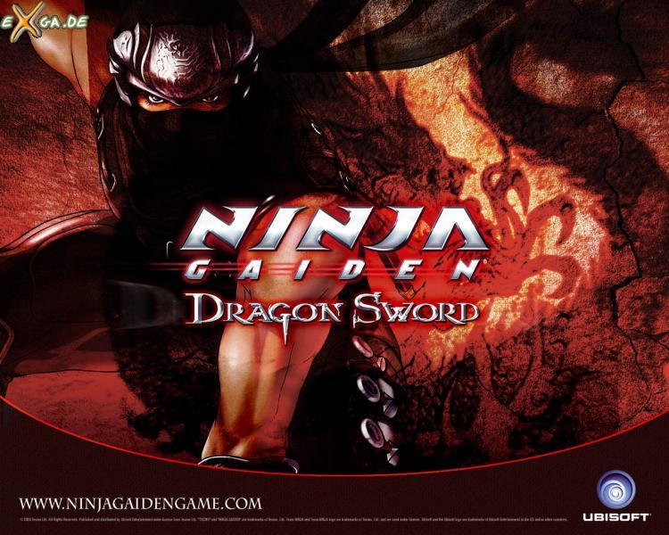 Ninja Gaiden: Dragon Sword - NGDS wallpaper1280x1024