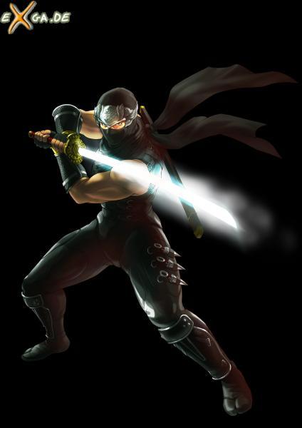 Ninja Gaiden: Dragon Sword - ryu hayabusa