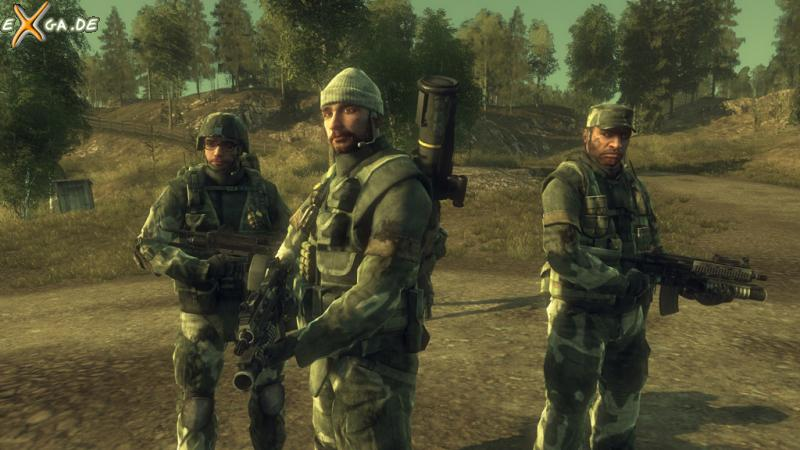 Battlefield: Bad Company - BFBC_Screenshot_1