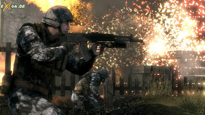 Battlefield: Bad Company - BFBC_Screenshot_2