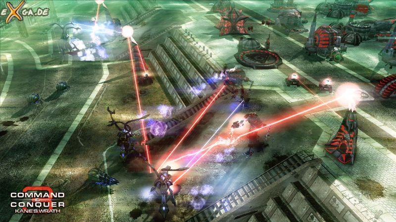 Command & Conquer 3: Kanes Wrath - CC3KanesRache_Screenshot1