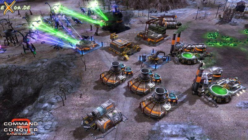 Command & Conquer 3: Kanes Wrath - CC3KanesRache_Screenshot2