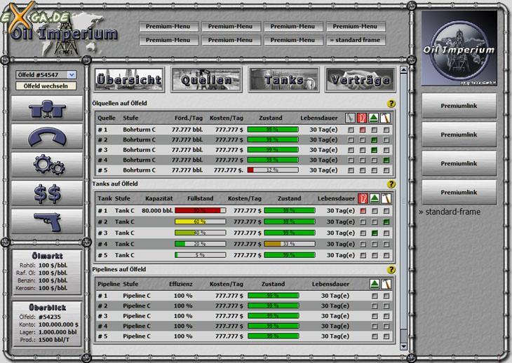 Oil Imperium - screens_oilfelder
