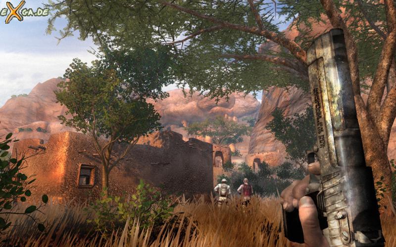 Far Cry 2 - PC_deserteagle_on_holdACK_15_2_13