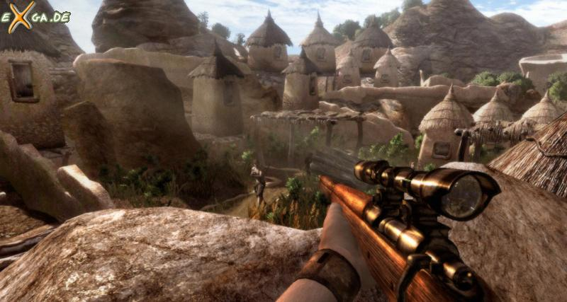 Far Cry 2 - PC_dogon_sniper
