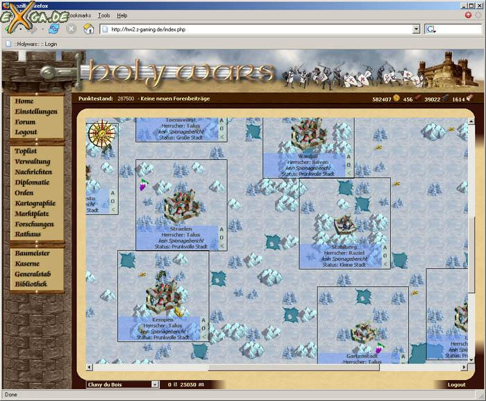 Holy Wars 2 - winter01