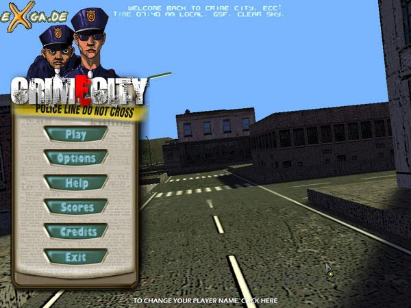 Crime City - CrimeCitySC2
