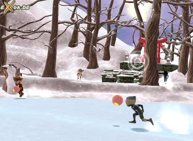 Pirates vs. Ninjas - Wii-Screen_2