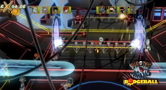 Pirates vs. Ninjas - Xbox360_screen3