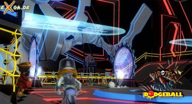 Pirates vs. Ninjas - Xbox360_screen5