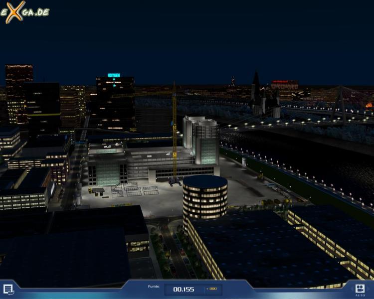 Crane Simulator 2009 - Kran-Simulator 2009 Screenshot 10