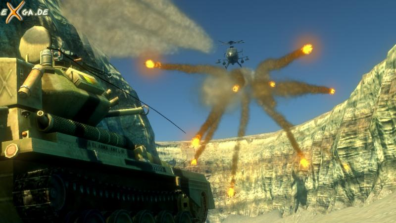 Mercenaries 2: World in Flames - Screenshot2