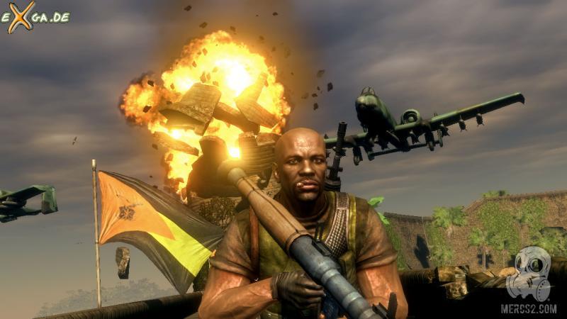Mercenaries 2: World in Flames - Screenshot4